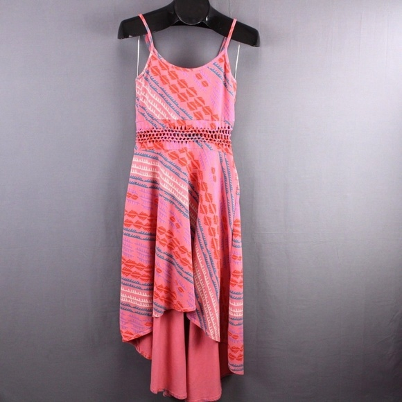 f1ad4d6154 American Rag Dresses   Skirts - American Rag Cie High Low Dress Large Pink  Womens